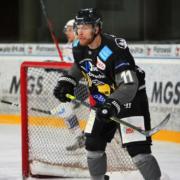 Lubor Pokovic hat seinen Vertrag bei den Bayreuth Tigers verlängert. Foto: Karo Vögel