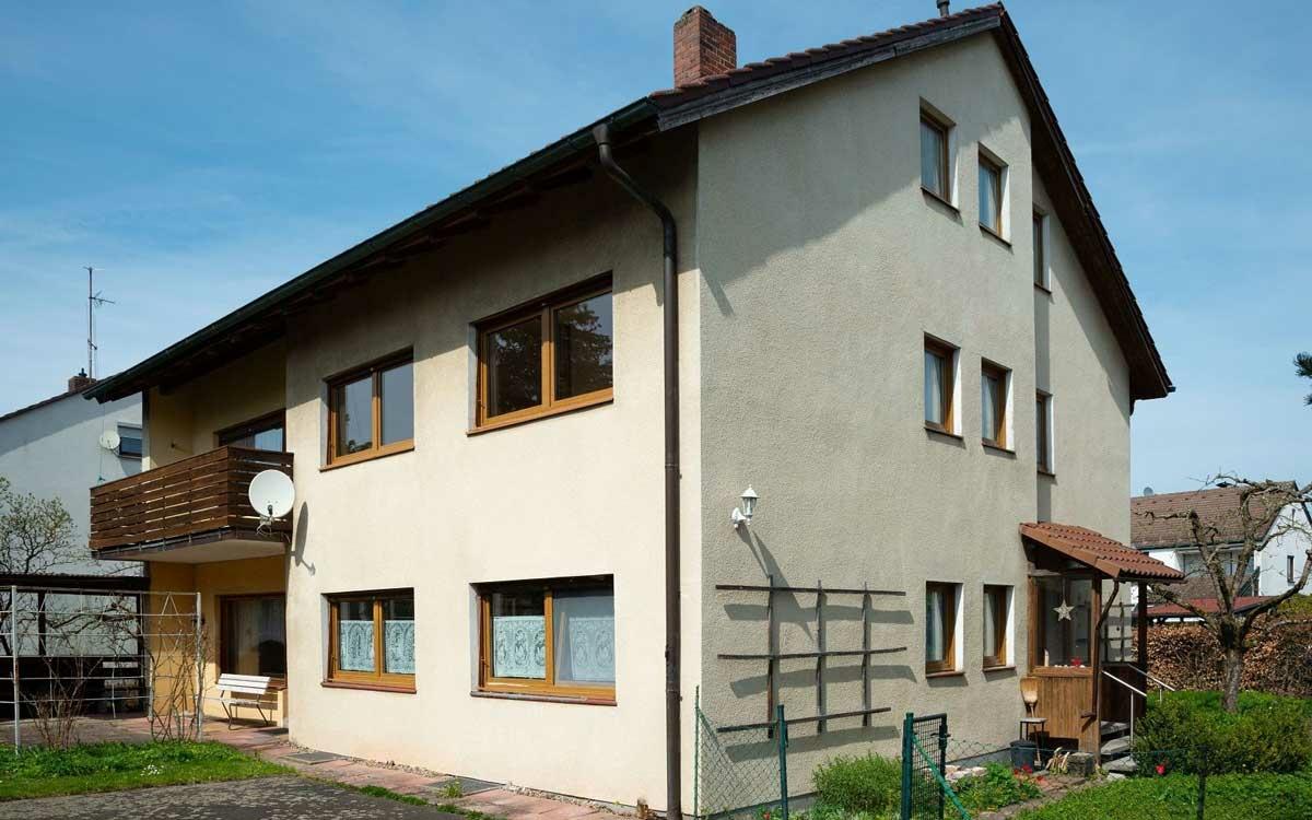 Zweifamilienhaus in Bayreuth zu verkaufen. Foto: Privat