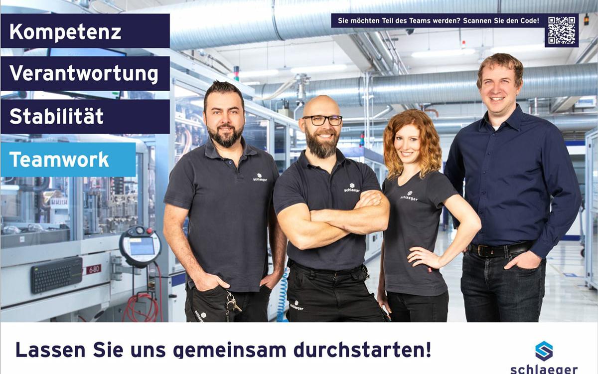 Logo: schlaeger Kunststofftechnik GmbH