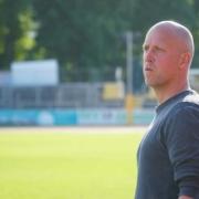 Welche Mannschaft wird von Timo Rost in Bayreuth beim DFB-Pokal empfangen? Am 4. Juli wird ausgelost. Symbolfoto: Raphael Weiß