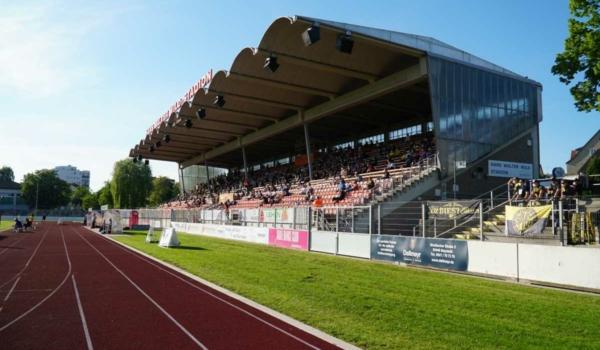1860 München kommt am Mittwoch zum Pokalkracher ins Bayreuther Stadion gegen den BSC Bayreuth-Saas. Archivfoto: Raphael Weiß