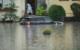 Bindlach wurde von dem Unwetter am Samstag hartgetroffen. Foto: NEWS5/Holzheimer