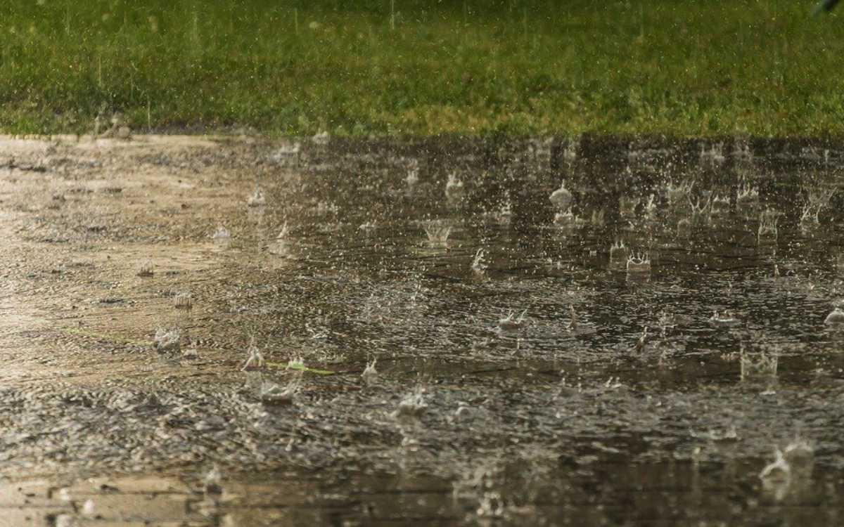 Das Wetter in Bayreuth Ende August: Ungemütlich mit viel Regen und Wind. Vereinzelte Gewitter sind möglich. Symbolfoto: Pixabay