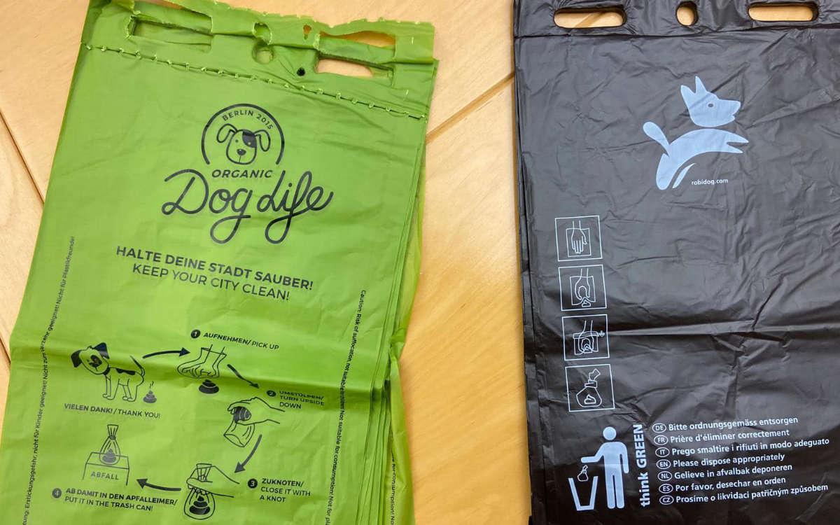 In der Gemeinde Fichtelberg gibt es nun ökologische Hundebeutel und damit weniger Plastik. Foto: Gemeinde Fichtelberg
