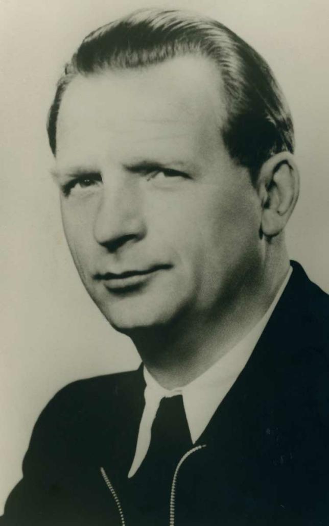 Hans Nützel. Foto: Motor-Nützel
