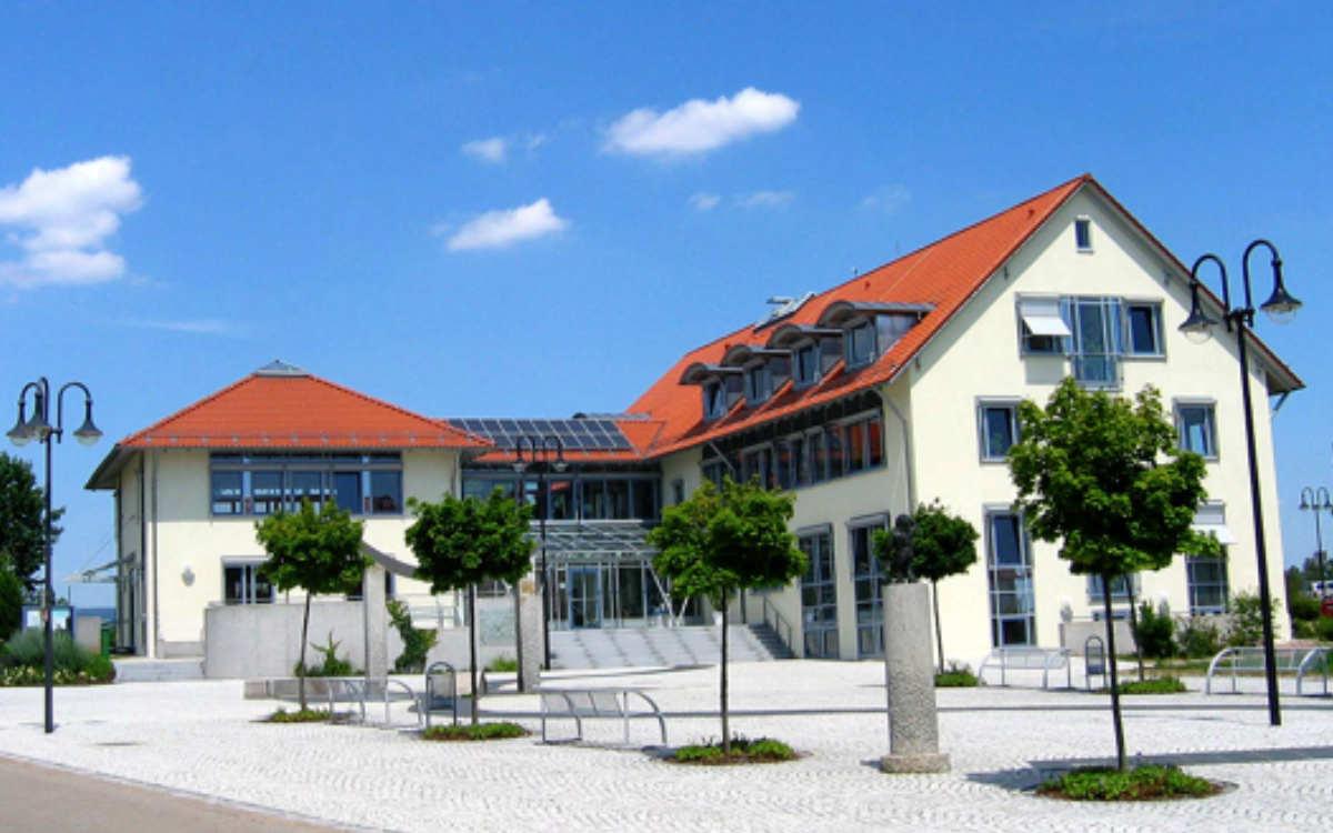 Das Rathaus in Speichersdorf. Bild: Gemeinde Speichersdorf
