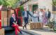 v.l.n.r. Axel Gottstein (Rotary Club Bayreuth), Dr. Manuel Becher (Rotary Club Bay- reuth), Christina Cantürk (Leitung Studentenkinderkrippe), Bianca Deinert (Lei- tung KiGa Spatzennest), Daniel Rupprecht (Pädagogischer Leiter Diakonie Bay- reuth), Monika Dahms (KiTa Kreuz), Dr. Franz Sedlak (Vorstand Diakonie Bayreuth), Foto: Andreas Harbach.