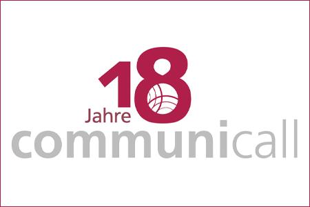 18 Jahre communicall Bayreuth