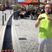 Das EM Orakel zum Spiel Deutschland gegen Frankreich: Das sagt das Rinnla voraus. Foto: Redaktion