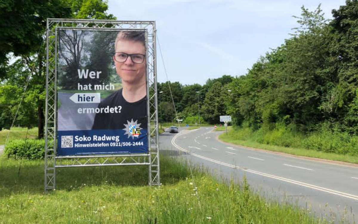 Ein Jahr nach dem Mord an Daniel W. sucht die Polizei noch immer nach dem Mörder. Archivfoto: Jürgen Lenkeit