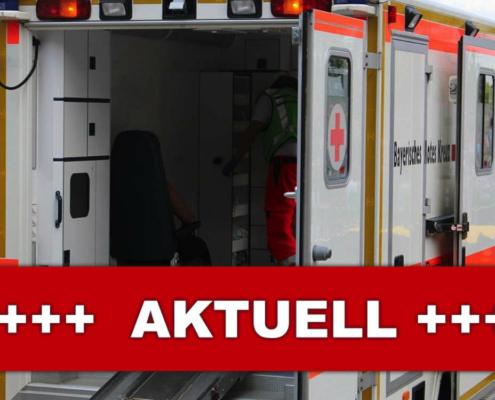 Großes Trümmerfeld nach Unfall in Bayreuth: Einsatzkräfte sind aktuell vor Ort. Symbolfoto: Pixabay
