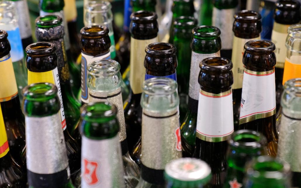 Dass der Rücklauf von Leergut an die Brauereien schon mal ins Stocken kommen kann, ist nicht neu, dieser Grund aber schon. Symbolbild: Pixabay