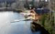 Am Fichtelsee gibt es seit diesem Jahr eine neue Wasserrettungsstation des BRK. Bild: BRK, Kreisverband Bayreuth