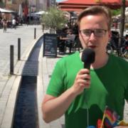 Das Bayreuther EM-Orakel. Das Rinnla entscheidet beim Spiel Deutschland gegen Ungarn. Foto: Redaktion