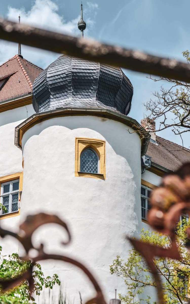 Cabrio-Tour durch die Fränkische Schweiz. Foto: Alexandra Baier