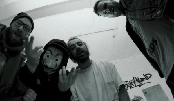 Symmetric, B-Kwem, Kwasi, SIGGI, Ojunk und DJ Wax865 haben einen neuen Song veröffentlicht. Foto: privat