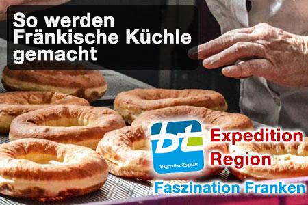 Expedition Region - Fränkische Küchle