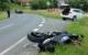 Ein Motorradfahrer ist am Mittwoch bei Kulmbach tödlich verunglückt. Bild: NEWS5