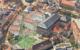 Ein erster Entwurf: So könnte die Innenstadt in Bayreuth aussehen. Foto: Google Earth, Prof. Burgstaller / ehret+klein