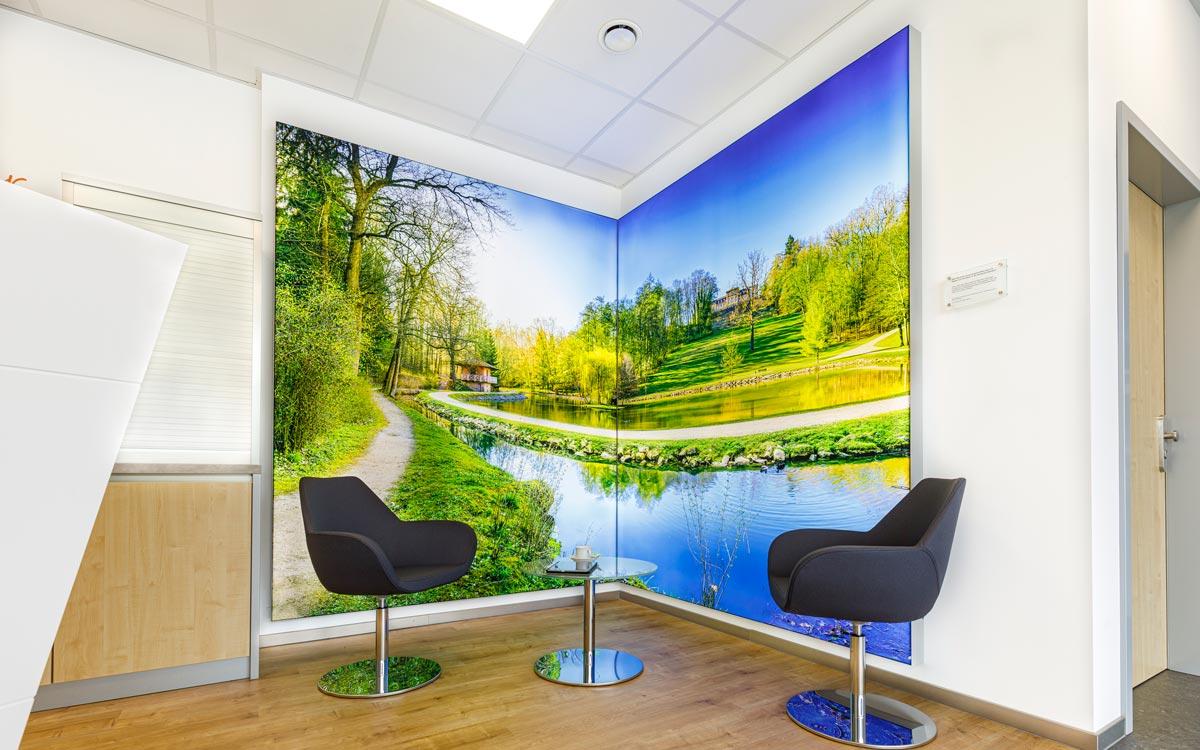 VR-Bank Bayreuth-Hof - Neue Filiale in Eckersdorf