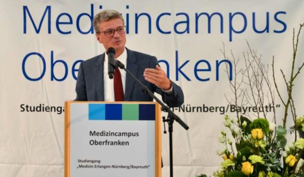 Medizincampus in Bayreuth