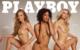 Alexandra Ndolo auf dem Cover des Playboy. Die Sportlerin stammt gebürtig aus Bayreuth. Foto: Screenshot/ Instagram-Account alexandrandolo/ Foto: Sacha Höchstetter für Playboy