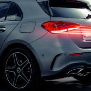 In Pegnitz hat ein Verkehrsrowdy mit einer Mercedes A-Klasse einen anderen Verkehrsteilnehmer mehrfach gefährlich bedrängt. Symbolbild: Pixabay