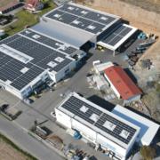 hbk metallbearbeitung in Goldkronach setzt auf Solarenergie. Foto: E.ON
