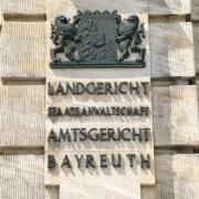 Am Landesgericht Bayreuth wurde am Mittwoch (20. Juli) der Fall einer Vergewaltigung verhandelt, der bereits 14 Jahre zurückliegt. Bild: Jürgen Lenkeit