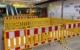 Die Renovierung des Rotmain-Centers Bayreuth hat begonnen. Als erstes wird der gesamte Boden ausgetauscht. Das dauert voraussichtlich bis Ende September. Bild: Jürgen Lenkeit