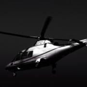 In Bayreuth kreiste in der Nacht auf Dienstag (27. Juli) ein Hubschrauber über der Stadt. Symbolbild: Pixabay