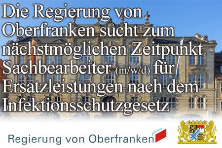 AD - Regierung von Oberfranken - Stellenangebot