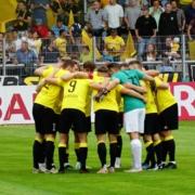 SpVgg Bayreuth live gegen FC Bayern München. Hier geht es zum Livestream. Archivbild: Jürgen Lenkeit