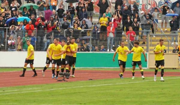 In der Regionalliga ging es heute für die Altstadt gegen den TSV Buchbach. Archivbild: Jürgen Lenkeit