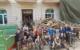 Die Feuerwehr Pegnitz im Einsatz: Als Helfer reisten sie in den Landkreis Ahrweiler in Rheinland-Pfalz, um bei der Hochwasserkatastrophe auszuhelfen. Bild: Walter Steger