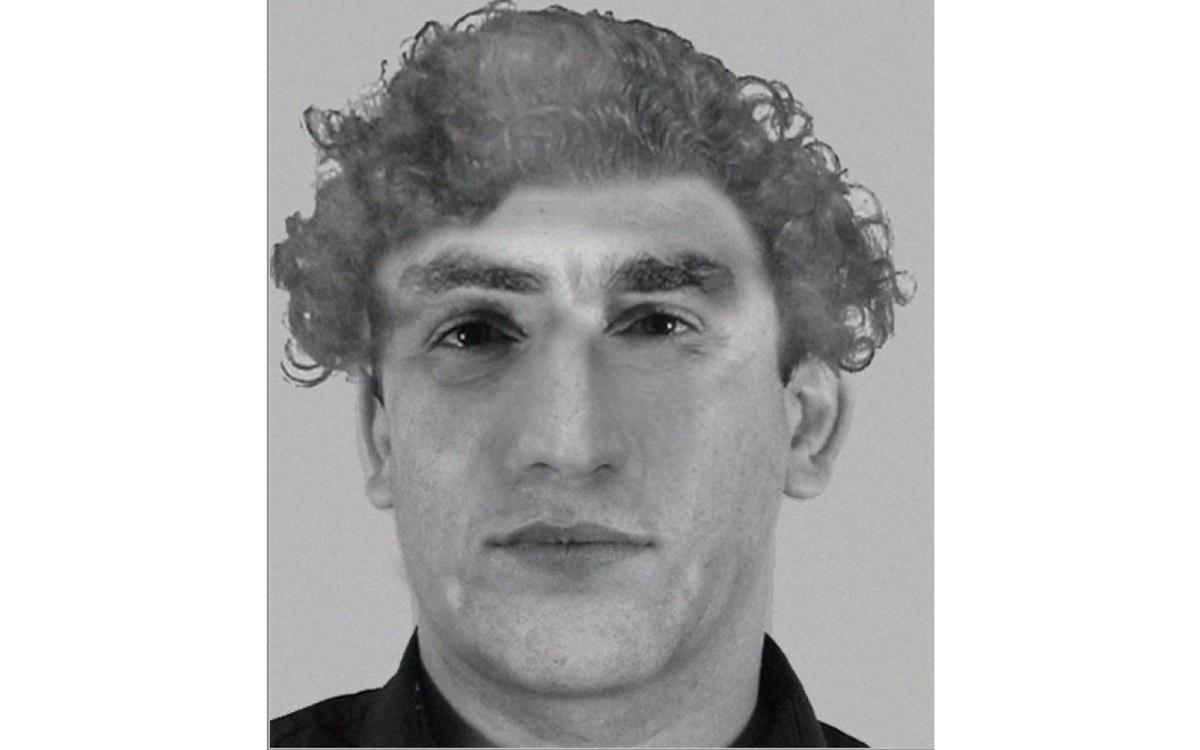 Dieses Phantombild hat die Polizei von einem Mann veröffentlicht, der im Juli eine Frau in Bamberg vergewaltigen wollte. Bild: Polizei Oberfranken