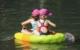 Badeverbot wegen Blaualgen: Aktuell sind zwei Seen in der Umgebung von Bayreuth betroffen. Symbolbild: Pixabay