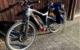 Dieses Monster Bike hat die Polizei Stadtsteinach sichergestellt. Bild: Polizei Stadtsteinach