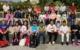 Lernen in den Ferien: 30 Kinder der Grundschule St. Georgen konnten sich im Bayreuther Kreuzsteinbad ihr Seepferdchen verdienen. Bild: Grundschule St. Georgen