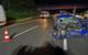 Schwerer Unfall auf der A9 bei Bayreuth Nord. Foto: Feuerwehr Bindlach