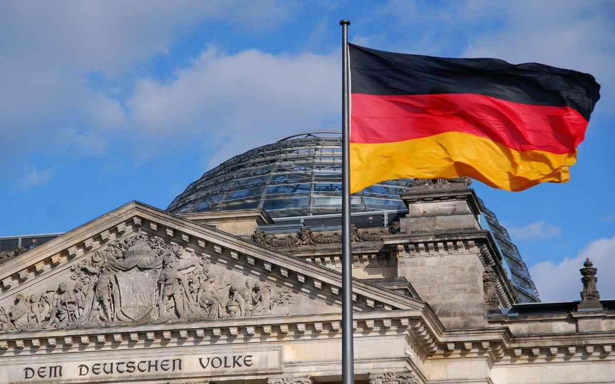 Der Deutsche Bundestag in Berlin: Am Mittwoch (25. August) hat er die