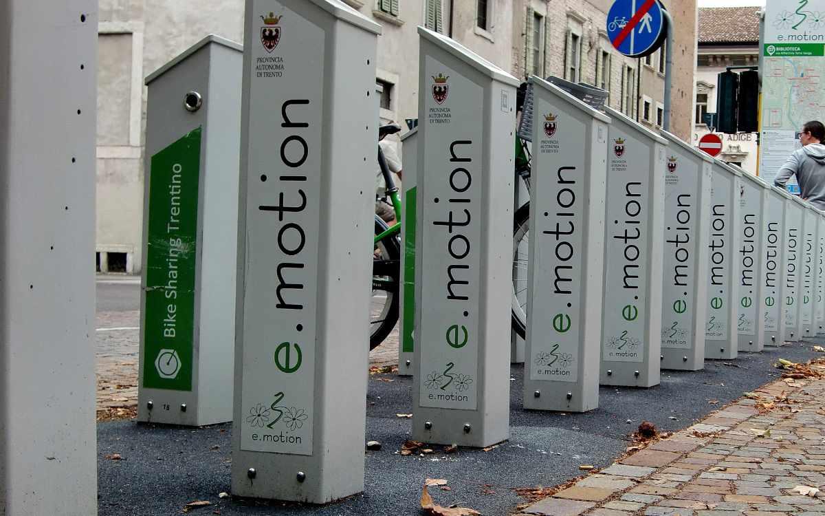 In Pegnitz im Kreis Bayreuth stehen ab sofort Ladestationen für E-Bikes zur Verfügung. Symbolbild: Pixabay