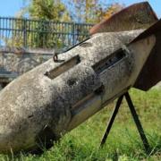 In Roth in Mittelfranken wurde zufällig eine alte Fliegerbombe gefunden. Symbolbild: Pixabay