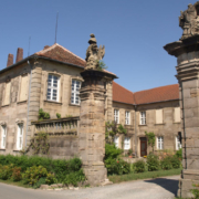 Das Schloss Carolinenruhe in Colmdorf wird restauriert. Ein Teil des Schlosses ist schon als Museum zugänglich. Archivfoto: Redaktion
