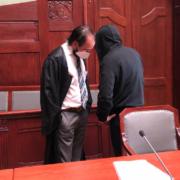 Das Landgericht Bayreuth verhandelt über einen Totschlagfall im Landkreis Bayreuth vom Dezember 2020. Bild: Michael Kind