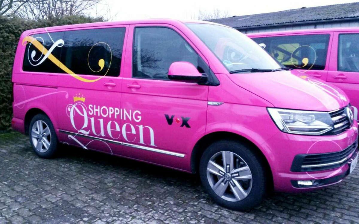 Das Auto von Shopping Queen wurde in Bayreuth gesichtet. Symbolbild: Mediengruppe RTL / Archiv