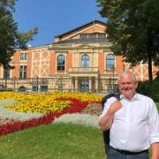 Thomas Hacker kandidiert bei der Bundestagswahl 2021 im Wahlkreis Bayreuth für die FDP. Bild: Michael Kind