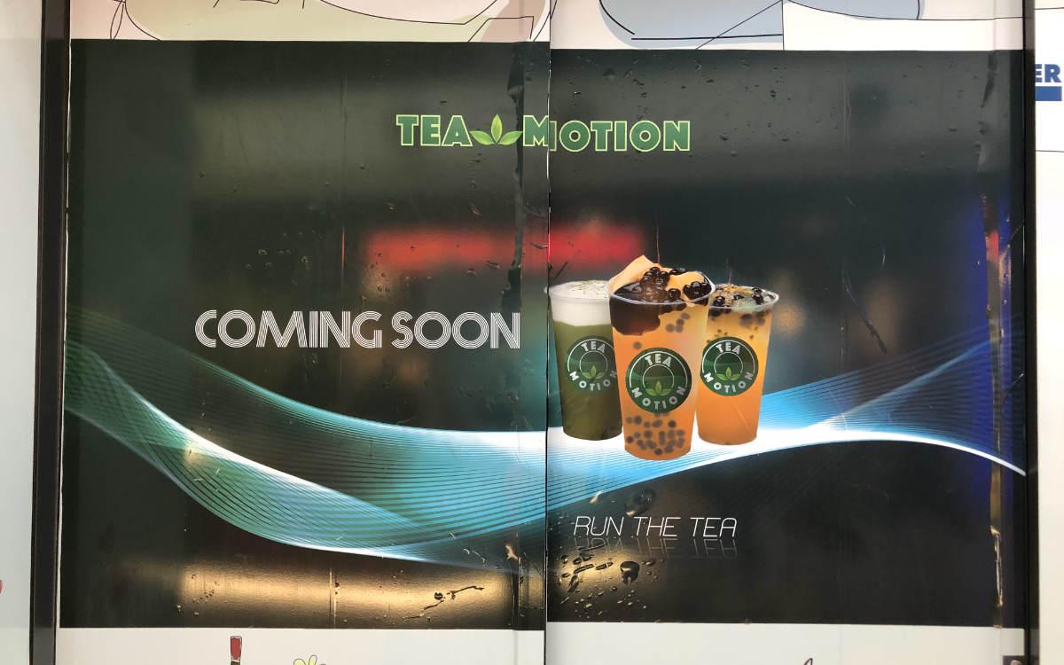 Der Bubble-Tea-Anbieter