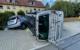 Unfall in der Ludwig-Thoma-Straße in Bayreuth: Drei Personen wurden verletzt. Bild: NEWS5/Fricke