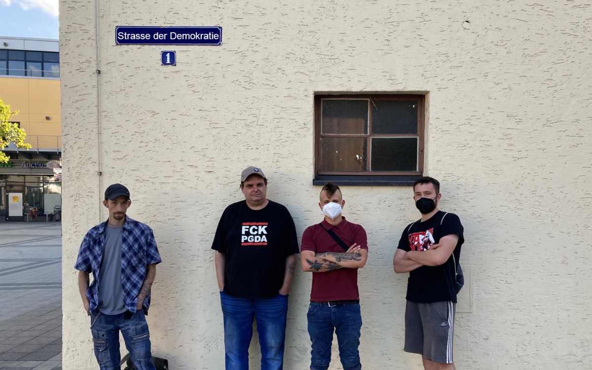 Die Linke in Bayreuth fordert: Die Hindenburgstraße soll in